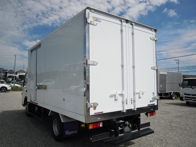 3t冷蔵冷凍車 -18℃設定(6枚目)