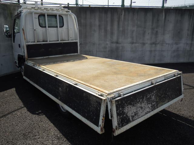 タイタン・マツダ 10尺平ボディ 低床(11枚目)
