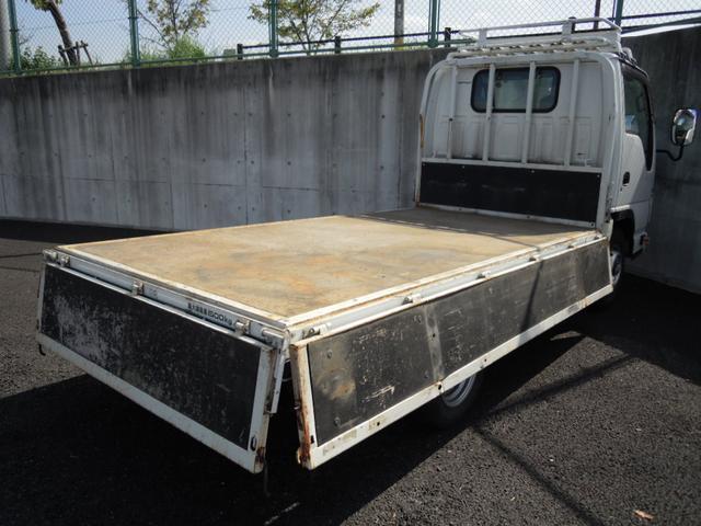 タイタン・マツダ 10尺平ボディ 低床(13枚目)