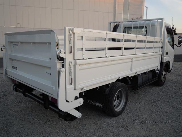 セミロング パワーゲート800kg付平ボディ 全低床(6枚目)