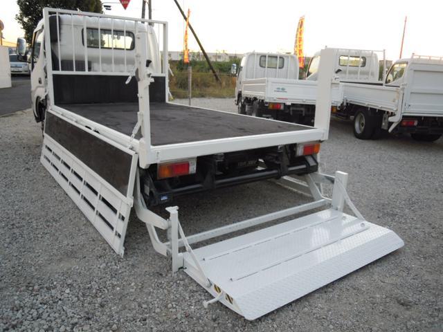 セミロング パワーゲート800kg付平ボディ 全低床(14枚目)