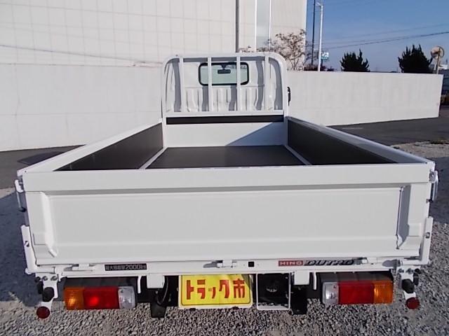 新型モデル・2t積10尺・6MT・平ボディ・5t未満・全低床(5枚目)