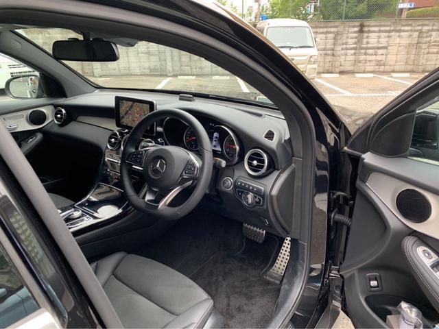 GLC220d 4マチック クーペスポーツ 4WD ナビTV(6枚目)