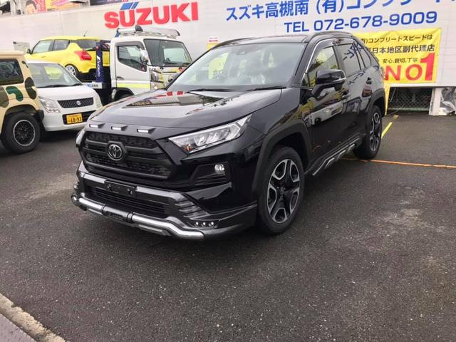 「トヨタ」「RAV4」「SUV・クロカン」「大阪府」の中古車3