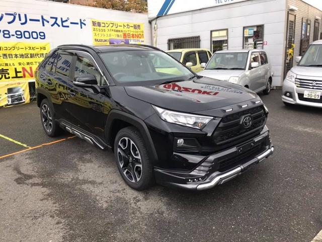 「トヨタ」「RAV4」「SUV・クロカン」「大阪府」の中古車19