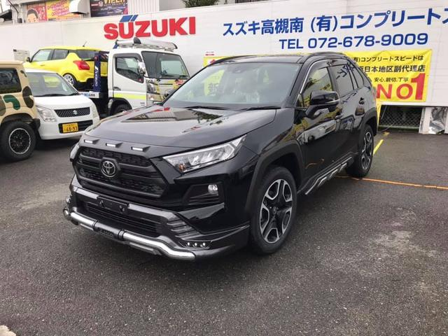 「トヨタ」「RAV4」「SUV・クロカン」「大阪府」の中古車47