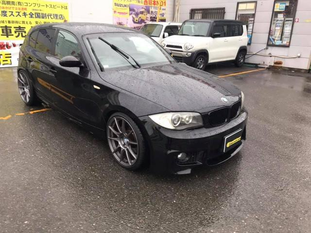 「BMW」「1シリーズ」「コンパクトカー」「大阪府」の中古車6