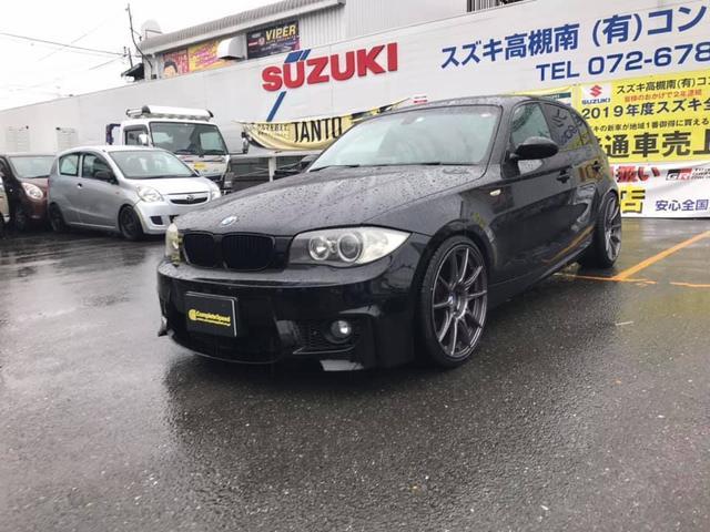 「BMW」「1シリーズ」「コンパクトカー」「大阪府」の中古車12
