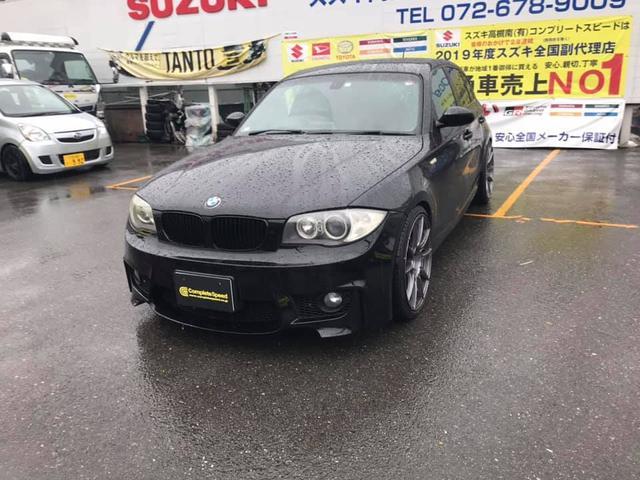 「BMW」「1シリーズ」「コンパクトカー」「大阪府」の中古車33