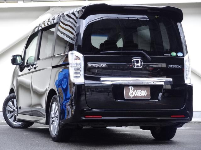 「ホンダ」「ステップワゴンスパーダ」「ミニバン・ワンボックス」「大阪府」の中古車4