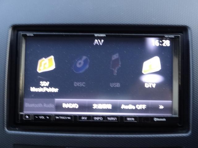 24G 4WD 3列シート SDナビ バックカメラ パドルシフト ETC HID オートライト フロントフォグ 革巻きハンドル Bluetooth USB接続端子(20枚目)