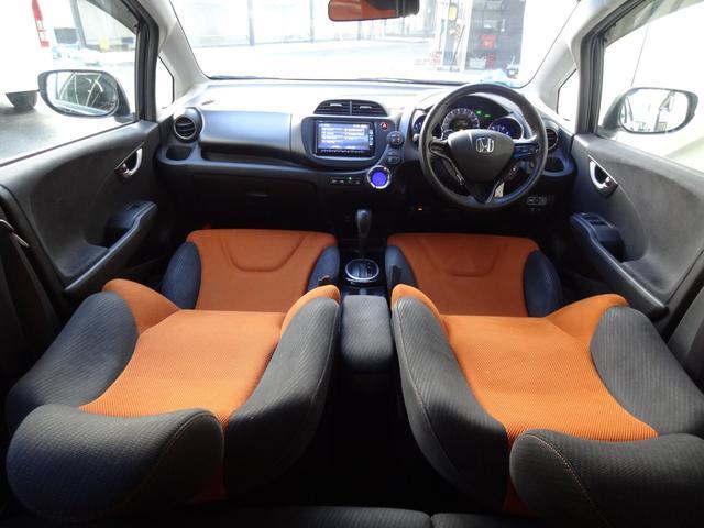 RS クルーズコントロール 革巻きハンドル ステアリングリモコン 純正SDナビ フルセグTV ビルドインETC オートライト HIDヘッドライト(3枚目)