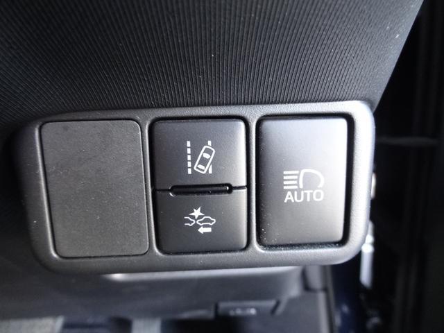 クロスオーバー セーフティセンスC 合皮レザーシート シートヒーター LEDヘッドライト LEDフォグ 純正9インチナビ バックカメラ フルセグTV スマートキー プッシュスタート 革巻きハンドル ETC2.0(16枚目)