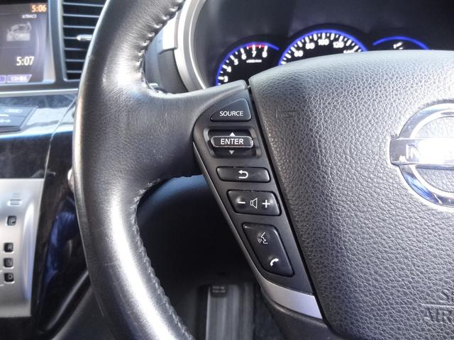 ライダー 黒本革シート マニュアルシート レザーシート アラウンドビューモニター リアエンターテイメント 両側Pスライド プッシュスタート 純正HDDナビ 純正アルミ HID オートライト ステアリングリモコン コーナーセンサー ETC(18枚目)