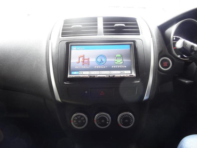 G クルコン パドルシフト スマートキー プッシュスタート 社外HDDナビ フルセグTV ETC HID オートライト オートエアコン 革巻きハンドル(13枚目)