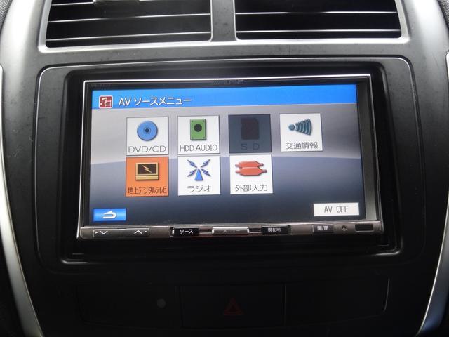 G クルコン パドルシフト スマートキー プッシュスタート 社外HDDナビ フルセグTV ETC HID オートライト オートエアコン 革巻きハンドル(15枚目)