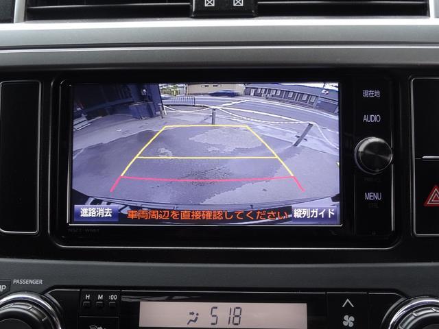 TZ-G レーダークルコン サンルーフ 4WD フリップダウンモニター 革シート Pシート 衝突軽減 シートヒーター コーナーセンサー スマートキー Pスタート 純正AW 純正SDナビ フルセグ ETC LED(13枚目)