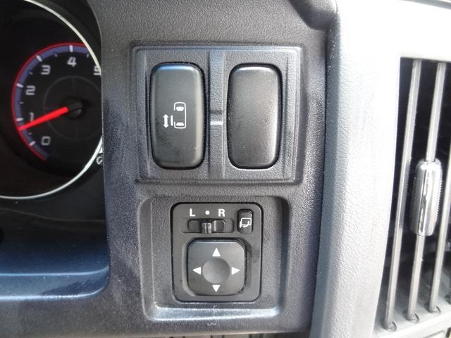G パワーパッケージ クルコン 4WD 左側パワースライドドア パドルシフト スマートキー HIDヘッドライト ETC 純正アルミホイール オートライト 革巻きハンドル(17枚目)