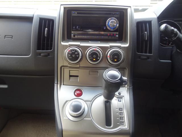 G パワーパッケージ クルコン 4WD 左側パワースライドドア パドルシフト スマートキー HIDヘッドライト ETC 純正アルミホイール オートライト 革巻きハンドル(20枚目)