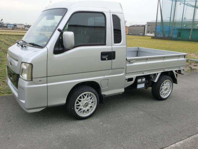 「スバル」「サンバートラック」「トラック」「大阪府」の中古車11