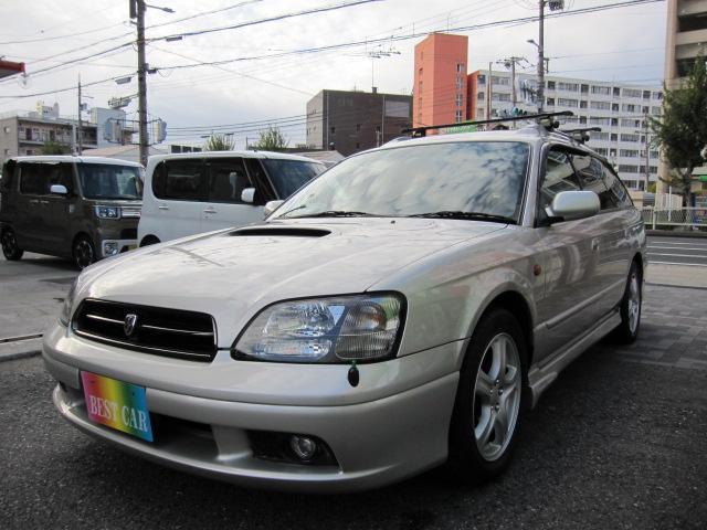 GT-VDC 4WDルーフキャリア付き 車検令和2年11月(2枚目)