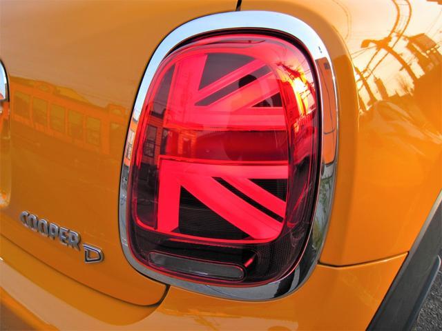 ユニオンジャックテール!MINIは部品も多くてオリジナルの車輛を作り上げるのも楽しさの一つですね!