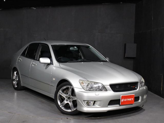 RS200 Lエディション TRDショック サスペンション 純正17インチアルミ TRDマフラー HID ETC 禁煙車(3枚目)