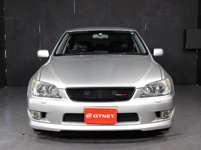 RS200 Lエディション TRDショック サスペンション 純正17インチアルミ TRDマフラー HID ETC 禁煙車(5枚目)