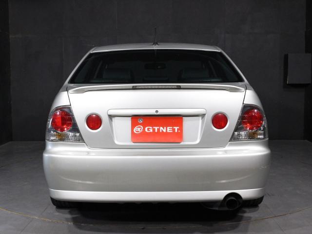 RS200 Lエディション TRDショック サスペンション 純正17インチアルミ TRDマフラー HID ETC 禁煙車(6枚目)