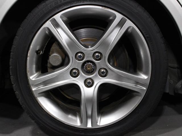 RS200 Lエディション TRDショック サスペンション 純正17インチアルミ TRDマフラー HID ETC 禁煙車(8枚目)
