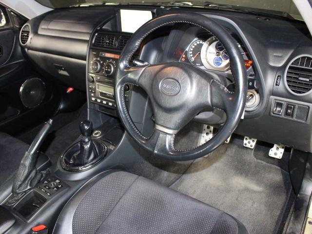 RS200 Lエディション TRDショック サスペンション 純正17インチアルミ TRDマフラー HID ETC 禁煙車(9枚目)