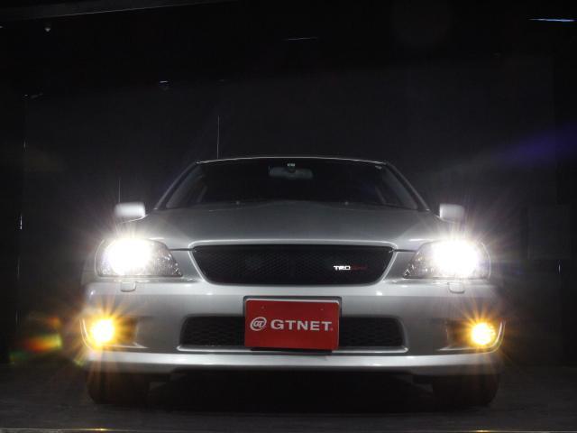 RS200 Lエディション TRDショック サスペンション 純正17インチアルミ TRDマフラー HID ETC 禁煙車(19枚目)