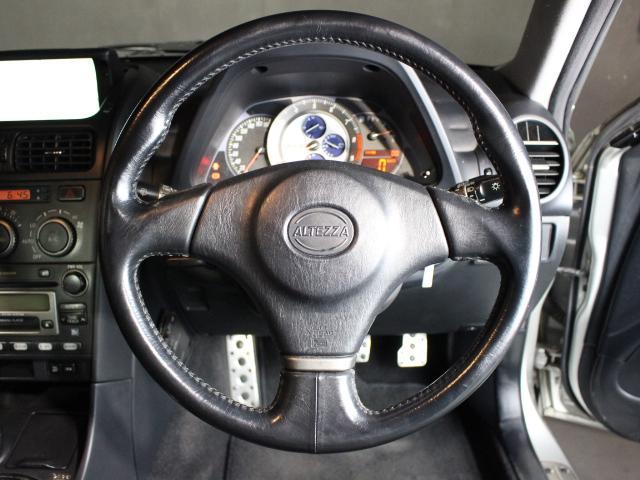 RS200 Lエディション TRDショック サスペンション 純正17インチアルミ TRDマフラー HID ETC 禁煙車(26枚目)