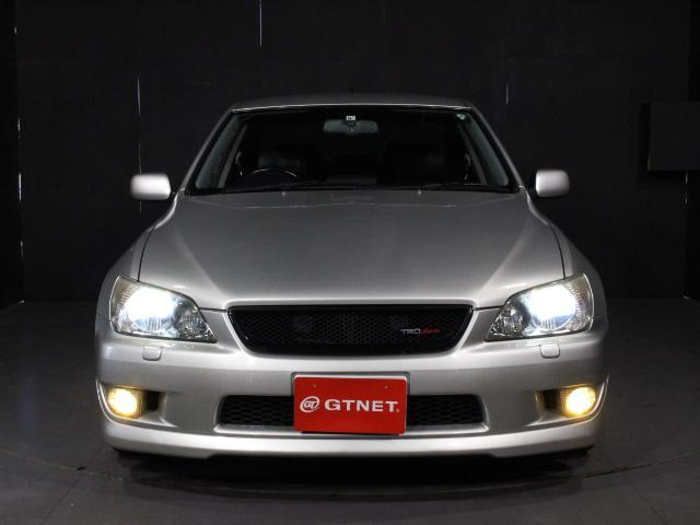 RS200 Lエディション TRDショック サスペンション 純正17インチアルミ TRDマフラー HID ETC 禁煙車(35枚目)