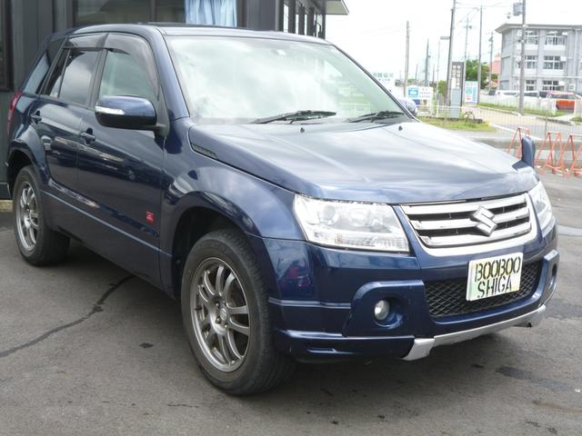 「スズキ」「エスクード」「SUV・クロカン」「滋賀県」の中古車4