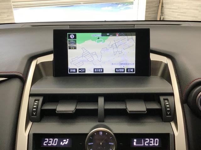 NX200t Fスポーツ 4WD TRD/F・Rエアロ・マフラー MODELLISTA/Sエアロ 純正ナビ・TV・Bモニタ パノラミックビューモニタ 3眼LED サンルーフ ソナー PCS BSM LDA 20インチAW(6枚目)