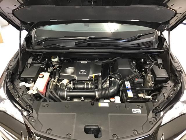 NX200t Fスポーツ 4WD TRD/F・Rエアロ・マフラー MODELLISTA/Sエアロ 純正ナビ・TV・Bモニタ パノラミックビューモニタ 3眼LED サンルーフ ソナー PCS BSM LDA 20インチAW(27枚目)