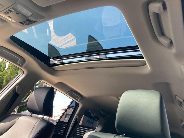 TX Lパッケージ ワンオーナー禁煙車アルパイン11インチBIGXナビBカメラ ガラスサンルーフ 黒革シートヒーター社外17AWリフトアップ LEDライト(6枚目)