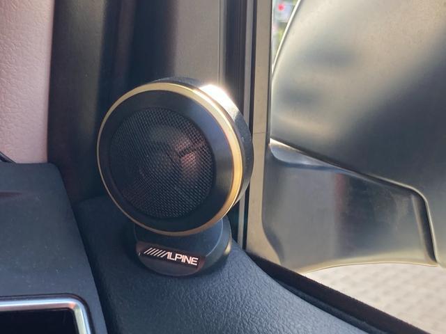 TX Lパッケージ ワンオーナー禁煙車アルパイン11インチBIGXナビBカメラ ガラスサンルーフ 黒革シートヒーター社外17AWリフトアップ LEDライト(10枚目)