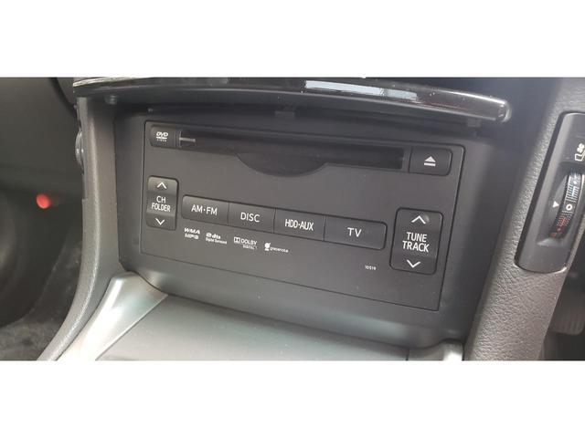 2.5アスリート プレミアムエディション 黒革シート HDDナビ フルセグTV(8枚目)