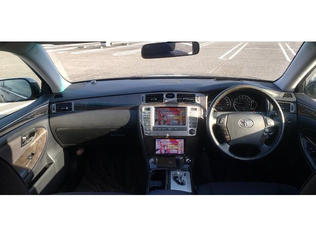 Aタイプ ワンオフワイドフェンダー SSKIT WORKグノーシス20インチ KENWOOD彩速ナビ Bluetooth対応 フルセグ(12枚目)