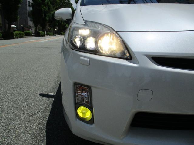 三眼LEDヘッドライト&フォグライト