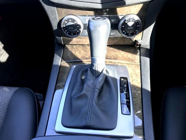 C200コンプレッサー アバンギャルド 正規ディーラー車 修復歴なし 黒革電動シート ETC 17インチアルミホイール HIDヘッドライト 盗難防止装置 CD(8枚目)