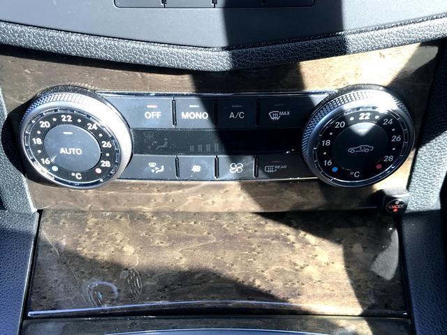 C200コンプレッサー アバンギャルド 正規ディーラー車 修復歴なし 黒革電動シート ETC 17インチアルミホイール HIDヘッドライト 盗難防止装置 CD(10枚目)