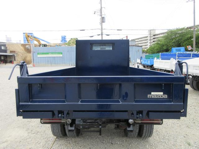 ロングドカロクダンプ 3トン  新明和DR2-90SY 荷寸310-160-31 低床 3方開 左電格ミラー(4枚目)
