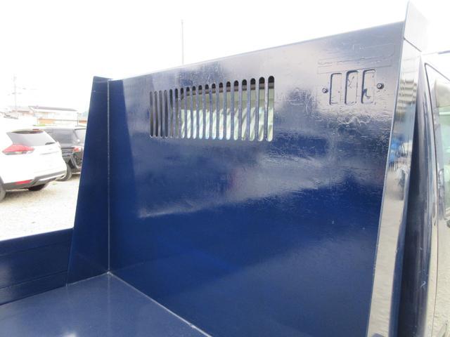 ロングドカロクダンプ 3トン  新明和DR2-90SY 荷寸310-160-31 低床 3方開 左電格ミラー(10枚目)