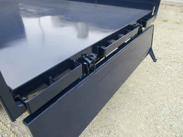 ロングドカロクダンプ 3トン  新明和DR2-90SY 荷寸310-160-31 低床 3方開 左電格ミラー(14枚目)