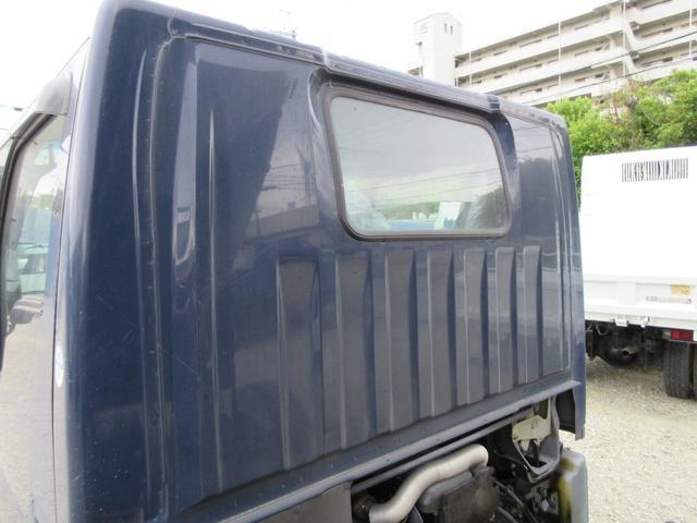 ロングドカロクダンプ 3トン  新明和DR2-90SY 荷寸310-160-31 低床 3方開 左電格ミラー(21枚目)