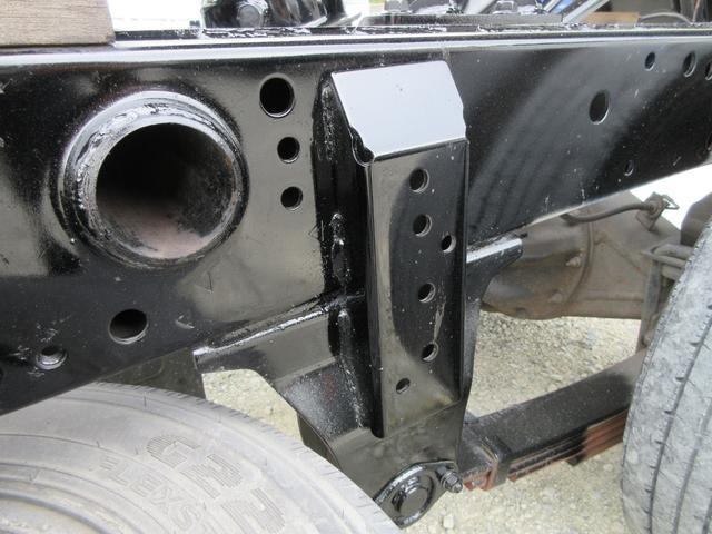 ロングドカロクダンプ 3トン  新明和DR2-90SY 荷寸310-160-31 低床 3方開 左電格ミラー(24枚目)
