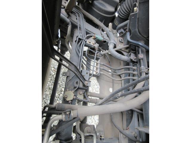 ロングドカロクダンプ 3トン  新明和DR2-90SY 荷寸310-160-31 低床 3方開 左電格ミラー(40枚目)
